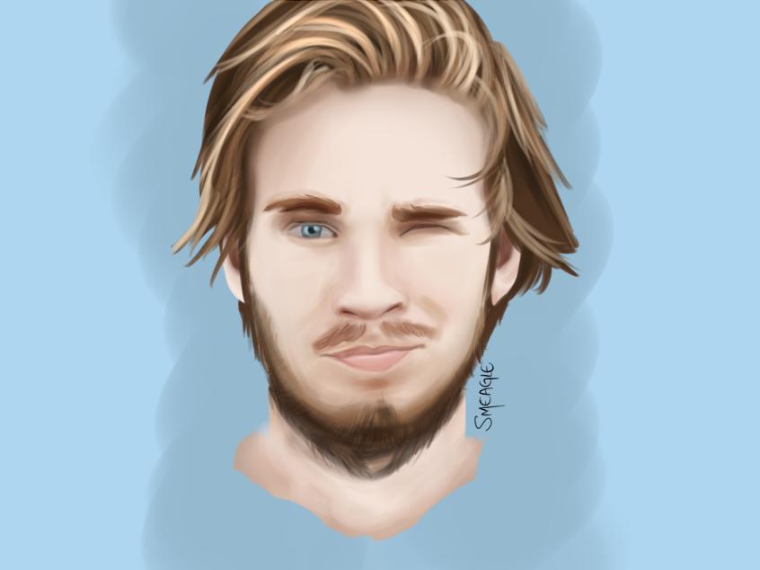 PewDiePie Gallery: Drawing For Pewdiepie