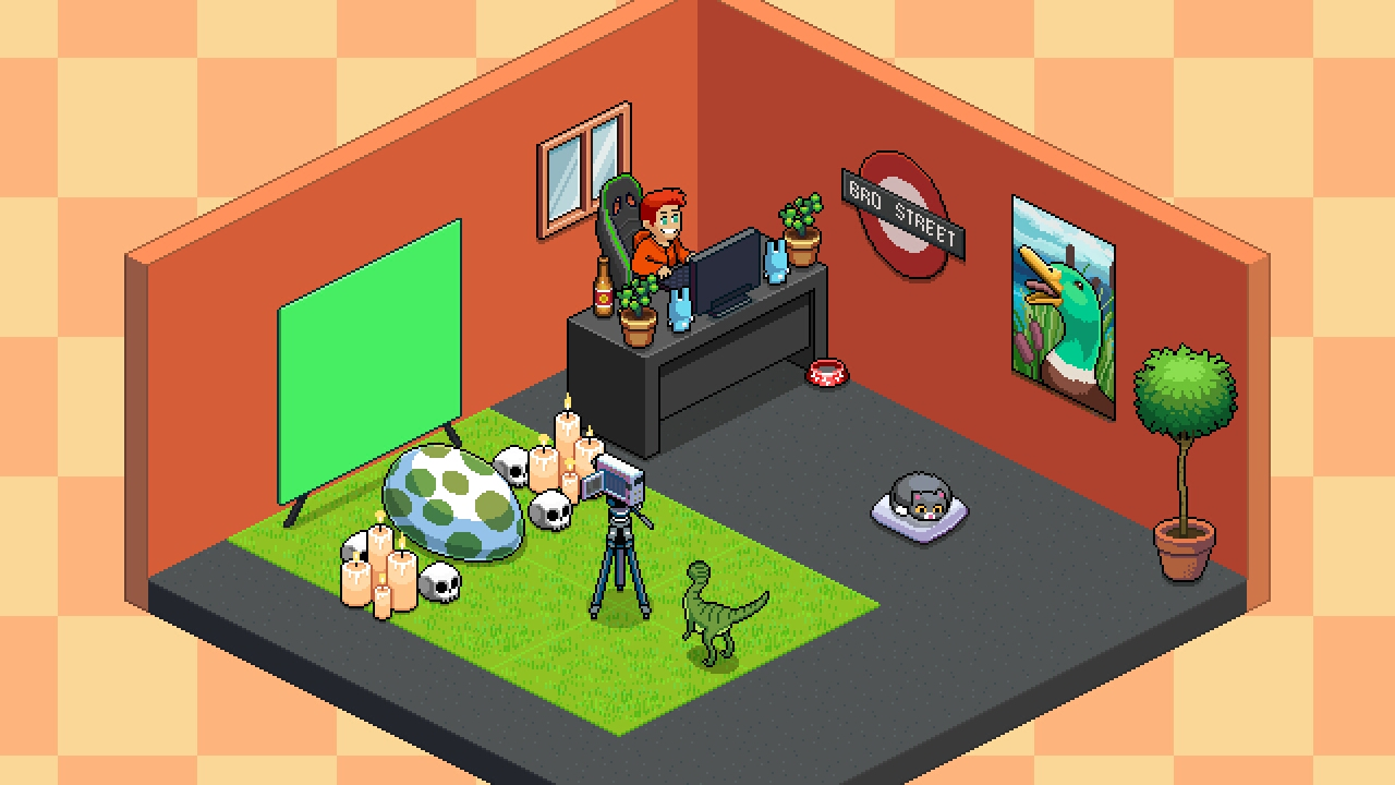 Tuber Simulator Room Ideas Scinon ...
