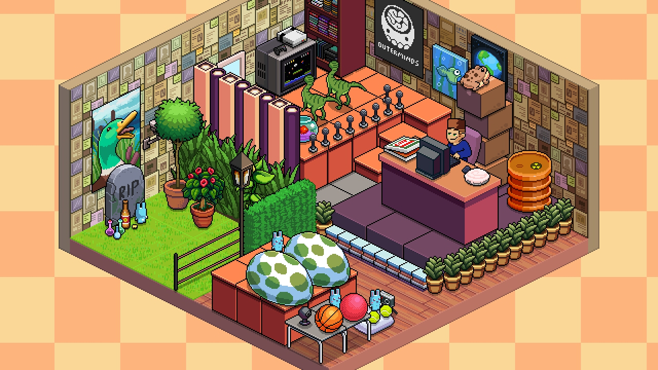 Tuber Simulator Room Ideas House ...