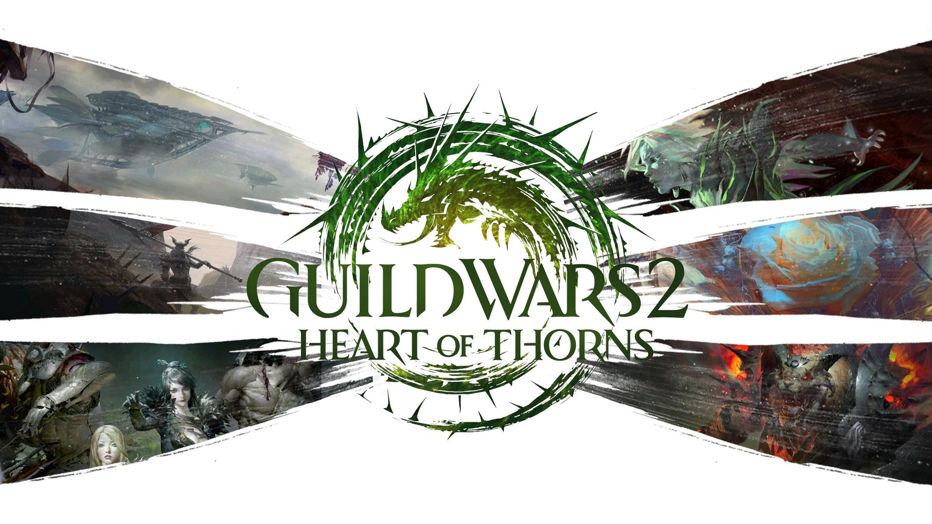 Guild Wars 2: Heart of Thorns launch! [outdated] - Games